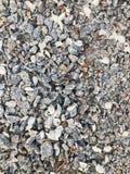 Предпосылка земли песка камешка Стоковые Изображения RF
