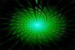 Предпосылка зеленого цвета Abstrac Стоковое Изображение RF