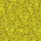 Предпосылка зеленых листьев иллюстрация вектора