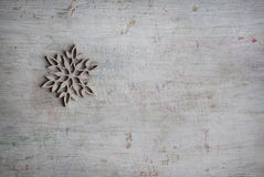 Предпосылка зимнего отдыха Стоковое Изображение