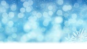 Предпосылка зимы Loopable бесплатная иллюстрация