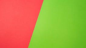 Предпосылка знамени растительности и бумаги красного цвета покрашенной Стоковые Фото