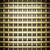 Предпосылка золота и серебра Стоковые Фото