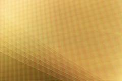 Предпосылка золота Abstrac - Стоковые Фото