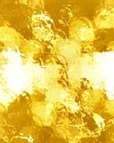 предпосылка золотистая Стоковые Изображения
