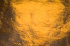 предпосылка золотистая Стоковое фото RF