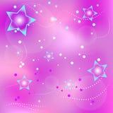 предпосылка играет главные роли фиолет бесплатная иллюстрация