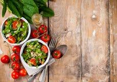 Предпосылка диетической еды Стоковая Фотография RF