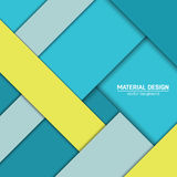 Предпосылка дизайна вектора материальная Стоковые Изображения