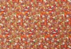 Предпосылка дизайна цветков Стоковые Фото