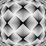 Предпосылка дизайна monochrome декоративная иллюстрация штока