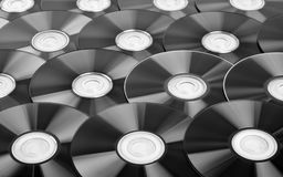 Предпосылка дисков Стоковые Изображения RF