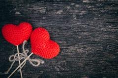 Предпосылка искусства влюбленности дня ` s валентинки Стоковые Изображения