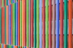 Предпосылка искусства деревянная Творческие красочные обои Восстановленная старая деревянная текстура Деревянная поверхностная па Стоковые Изображения