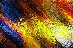 Предпосылка искусства фрактали для творческого дизайна Стоковая Фотография