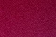 Предпосылка и маджента имитационной кожи текстуры Стоковое Изображение RF