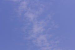 предпосылка и текстура неба Стоковые Фотографии RF
