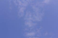 предпосылка и текстура неба Стоковое фото RF