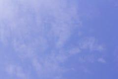 предпосылка и текстура неба Стоковые Фото