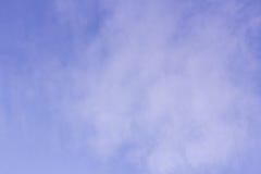 предпосылка и текстура неба Стоковые Изображения