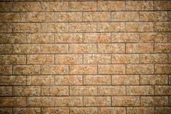 Предпосылка и текстура стены Стоковые Изображения