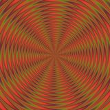 Предпосылка иллюстрации конспекта Psychadelic Стоковые Изображения