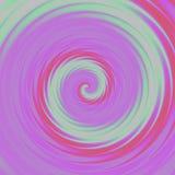 Предпосылка иллюстрации конспекта Psychadelic Стоковое Изображение