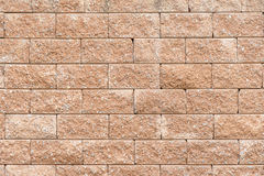 Предпосылка каменной стены Laterite Стоковое Фото