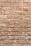 Предпосылка каменной стены Laterite Стоковая Фотография RF