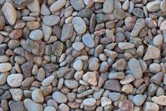 Предпосылка камешков моря. Стоковое Изображение