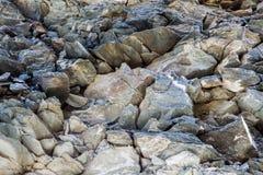 Предпосылка камней Стоковые Фотографии RF