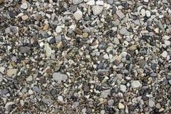 Предпосылка камушков моря Стоковая Фотография