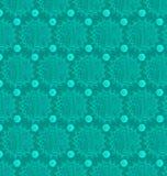 Предпосылка картины абстрактного вируса безшовная Стоковые Изображения RF