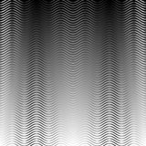 Предпосылка картины волн вектора запаса безшовная Бесплатная Иллюстрация