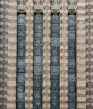 Предпосылка картины здания Стоковая Фотография