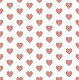 Предпосылка картины дизайна разбитого сердца Стоковые Фото