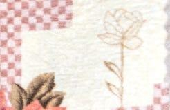Предпосылка картины одеяла Стоковая Фотография RF