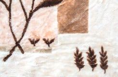 Предпосылка картины одеяла стоковое фото rf