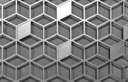 Предпосылка картины решетки безшовной Стоковые Изображения RF