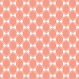 Предпосылка картины розового искусства дизайна геометрическая Стоковая Фотография