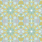Предпосылка картины текстуры орнамента флористическая Стоковые Изображения RF