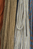 Предпосылка катушек веревочки Стоковая Фотография RF
