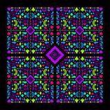 Предпосылка калейдоскопа Стоковые Изображения RF