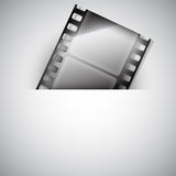 Предпосылка кино Стоковые Фото