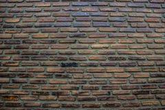 Предпосылка кирпичной стены абстрактная с старой кирпичной стеной Стоковые Фото