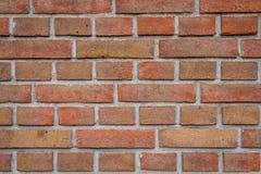 Предпосылка кирпичной стены песка картины красная Стоковые Фотографии RF