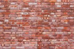 Предпосылка кирпичной стены Стоковые Фото