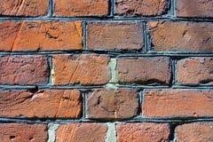 Предпосылка кирпичной стены Стоковая Фотография RF