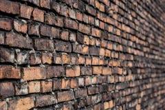 Предпосылка кирпичной стены Стоковое Фото