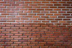 Предпосылка кирпичной стены Стоковое Изображение